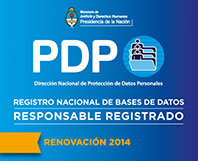 Registro base de datos